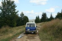 Drum de Muntii 4x4 Romania 2009 - cross country